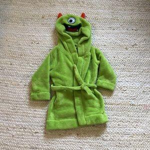 Plush 2t monster bath robe